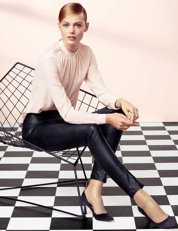 hm elegant6 H&M: Efektna elegancija