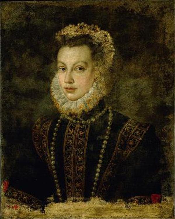 izabel valo kraljica spanije Sofonisba je otvorila krletku