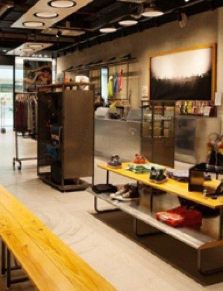 Novi koncept Converse Shopa