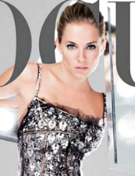 "Moda na naslovnici: Sienna Miller i ""Vogue"" magazin"