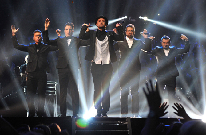 nsync 600 1377486419 1 MTV Video Music Awards: Proglašeni pobednici