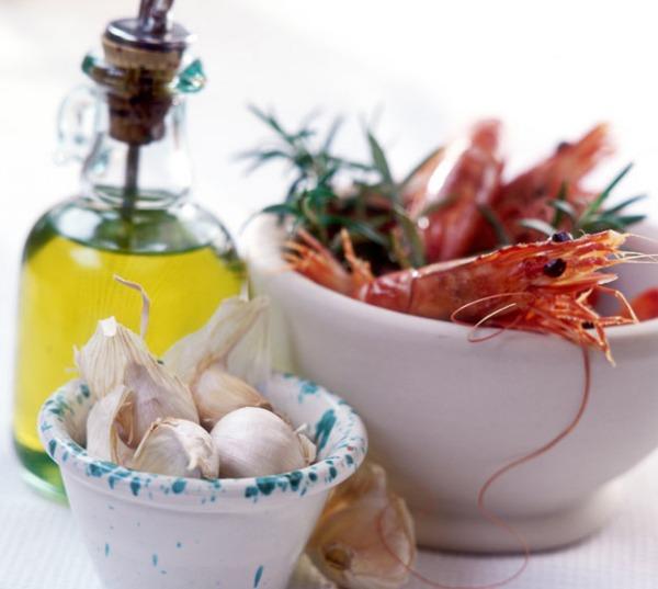 riblje ulje vs beli luk Hrana koja nam je prijatelj