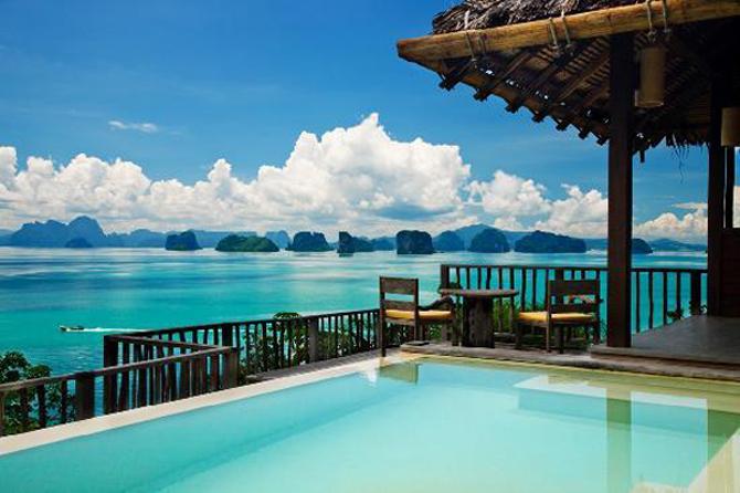 slika 11 Wannabe Bride: Sedam svetskih hotela za nezaboravan medeni mesec