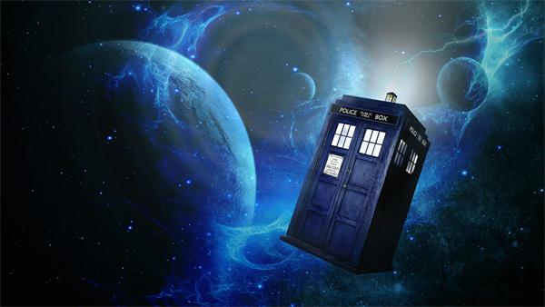 """slika 3 TARDIS Serija četvrtkom: """"Doctor Who"""""""