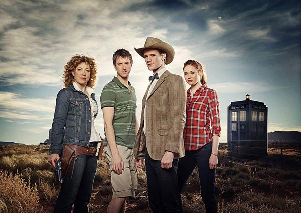 """slika 5 11.Doktor Serija četvrtkom: """"Doctor Who"""""""