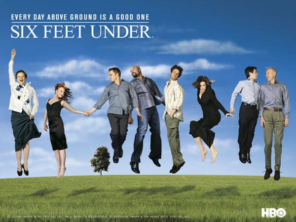 """slika 5 six feet under 1 Serija četvrtkom: """"Six Feet Under"""""""