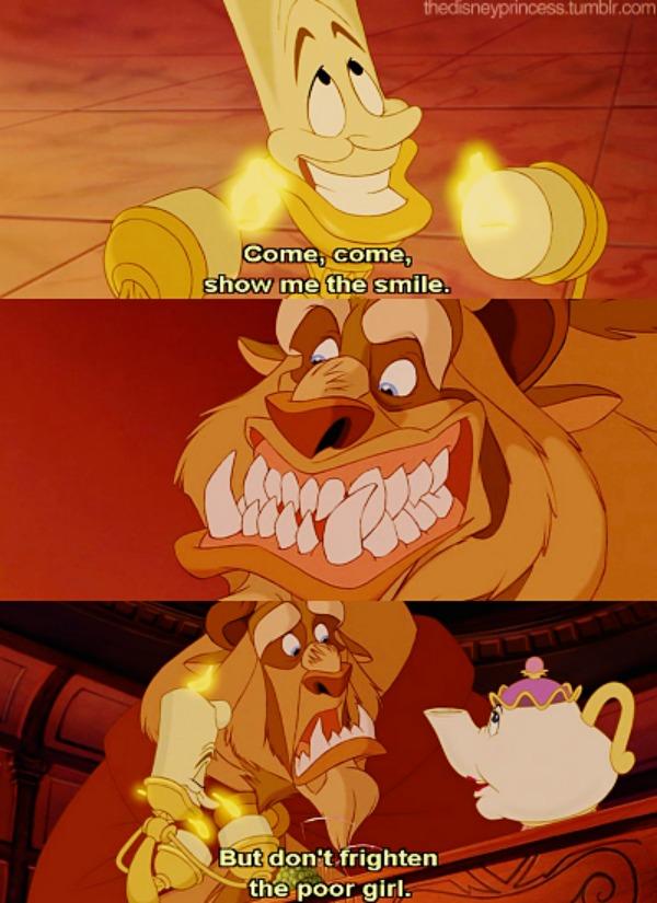 slika1 zver Jedanaest laži koje mi je Disney rekao o ljubavi