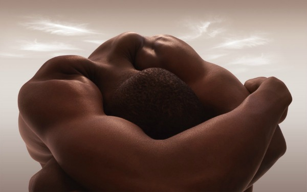 """The Sleeper"" Bodyscapes: Gola tela pretvorena u pejzaže"