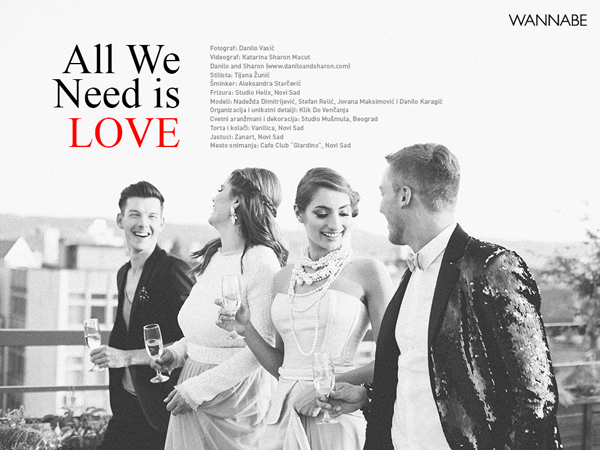 0 Wannabe editorijal: All We Need is Love
