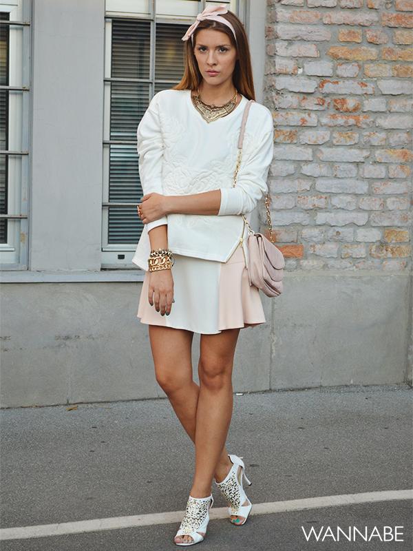 1 Wannabe modni predlog: U pastelnim nijansama