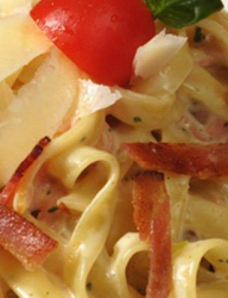 Šta ručamo danas: Pasta Carbonara, Kelvin Cafe