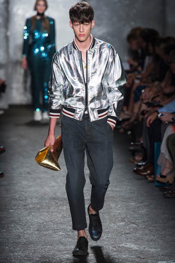 11 Nemanja Maksic na reviji Marc by Marc Jacobs Njujorška moda u znaku Srbije