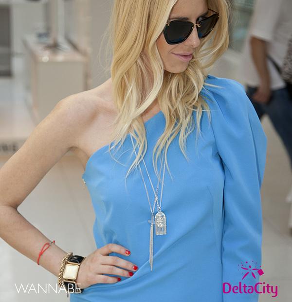 12 Modni predlozi iz Delta Cityja: Neodoljiva plava