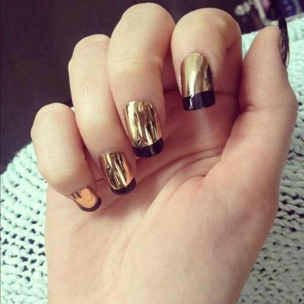 3 Metalik Lakovi za nokte: Trendi boje za jesenju sezonu