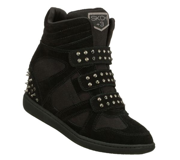 48114 BLK Office Shoes predlaže: Skechers +3