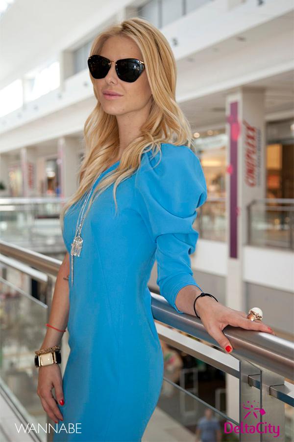 7 Modni predlozi iz Delta Cityja: Neodoljiva plava