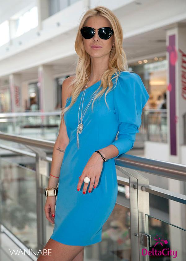 9 Modni predlozi iz Delta Cityja: Neodoljiva plava