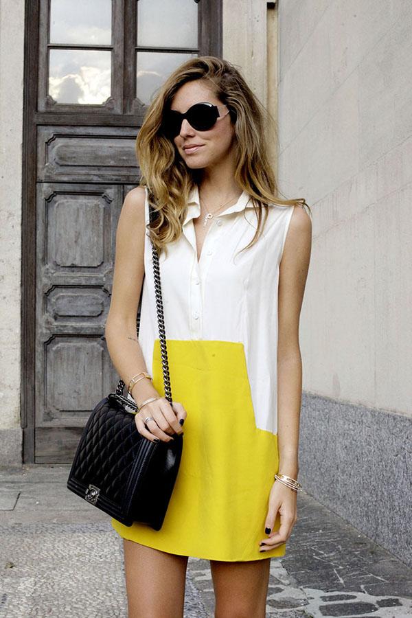 9655843280 a33f6026a0 o Šta modne blogerke nose ovih dana: Teksas, karirano i kraljevskoplava