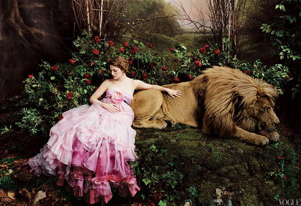 Annie Leibovitz qidye 5 Ženski tripovi: Lepotica i zver