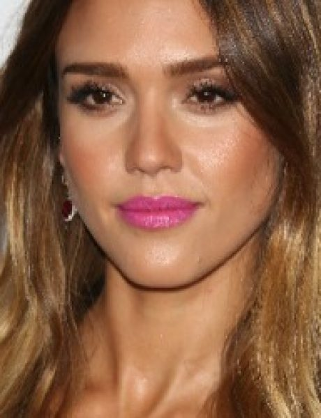 Beauty Look: Jessica Alba