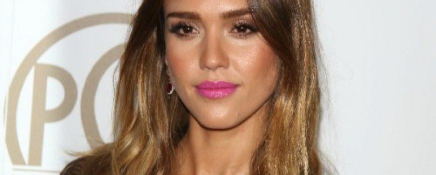 Beauty Look: Jessica Alba