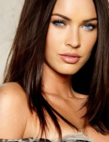 Beauty Look: Megan Fox