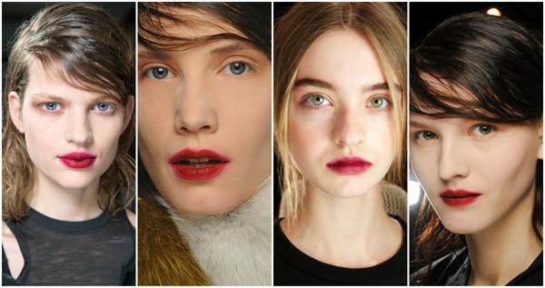 Blurred lips1 Novi beauty trend: Zamagljena usta