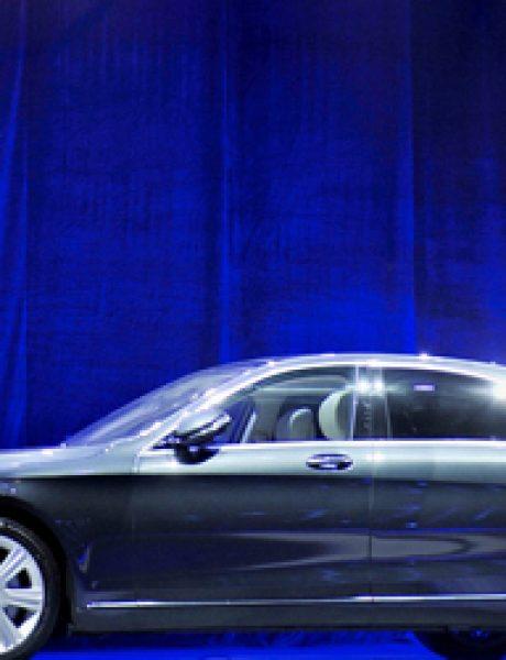 Mercedes-Benz: Nova S-Klasa stigla u Beograd