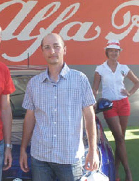 Druženje sa Alfa Romeo Guiliettom