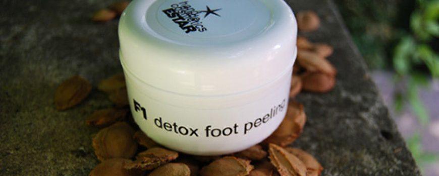 Beauty proizvod dana: F1 piling za stopala