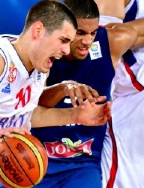 Francuska šampion Evrope, Srbiji SP za utehu