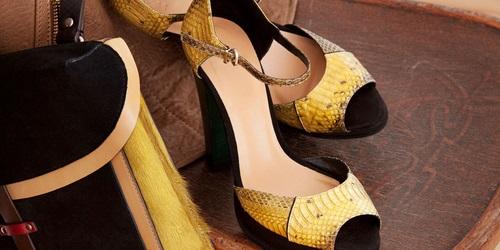 Igra boja i materijala Hoss Intropia: Modni detalji za jesen 2013.