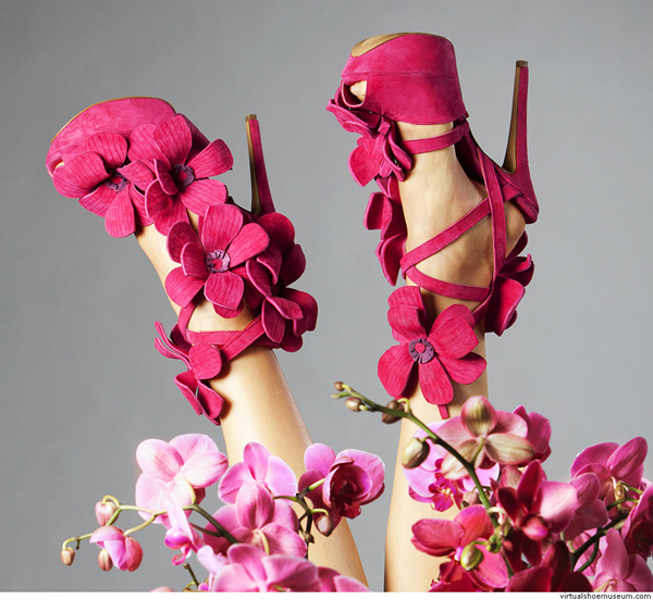 Jan Jansen Orchid1 Otvaranje izložbe: These shoes are made for walking / vol.2