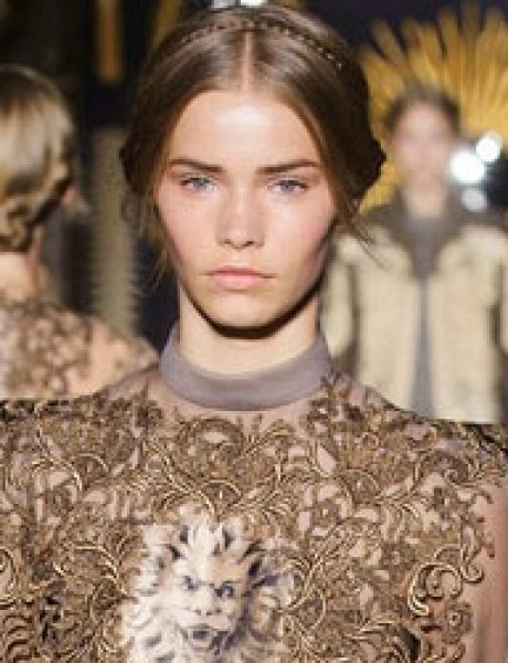 Jesen na modnim pistama: Valentino