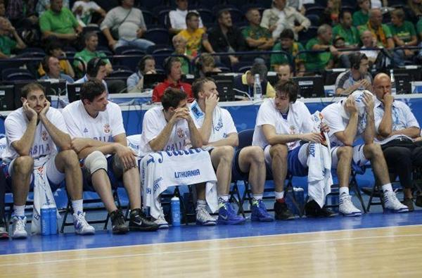 Kosarkasi Euro 2011 Počinje 38. EuroBasket: Orlovi, srećno!