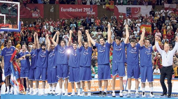 Kosarkasi srebro Poljska 2009 Počinje 38. EuroBasket: Orlovi, srećno!