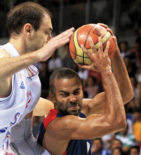Krle i Toni Francuska šampion Evrope, Srbiji SP za utehu