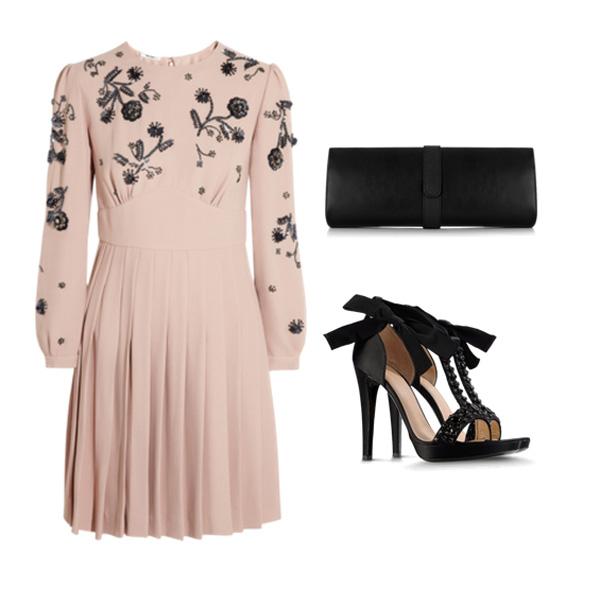Look88 Look of the Day: Elegantna i ženstvena