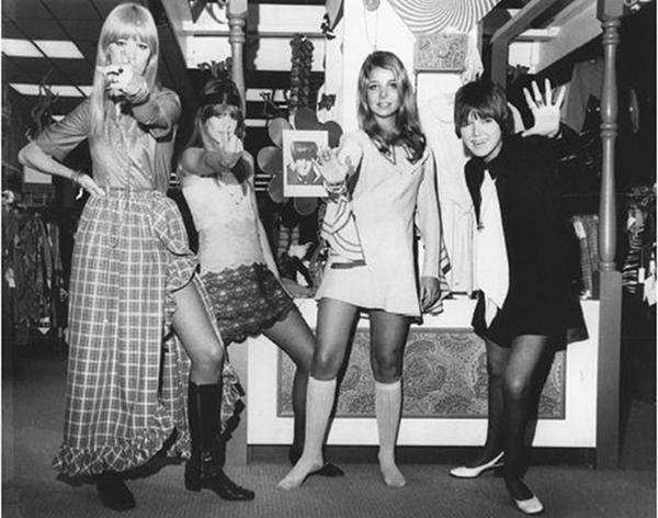 Mary Quant i mini eksplozija Deset modnih kreatora koji su obeležili vek i promenili svet