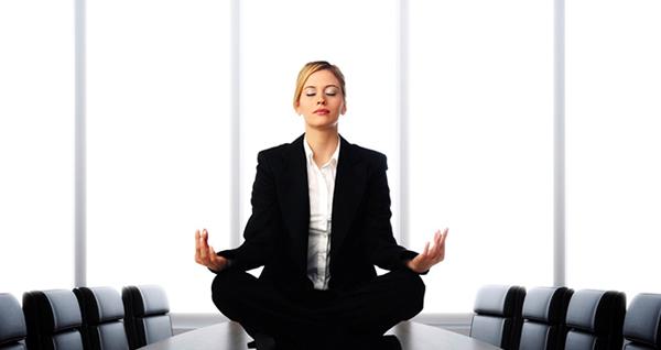 Meditation at work Pobedi pritisak na poslu u pet koraka