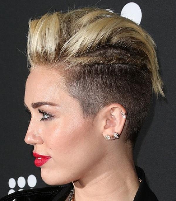 Miley 11 Beauty Moments: Najlepše frizure, Miley Cyrus