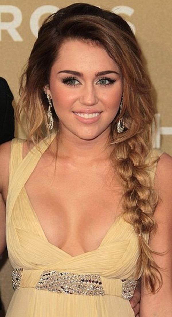 Miley 4 Beauty Moments: Najlepše frizure, Miley Cyrus