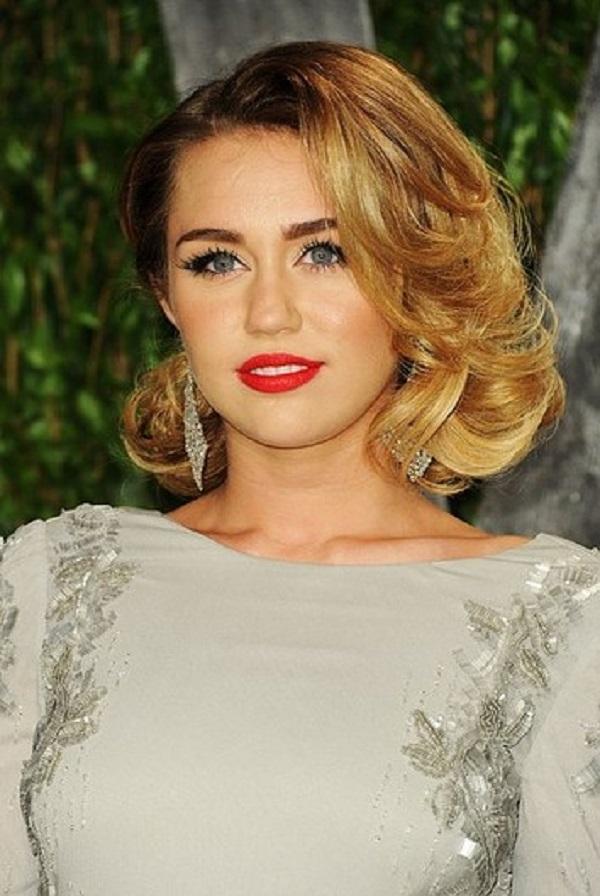 Miley 8 Beauty Moments: Najlepše frizure, Miley Cyrus