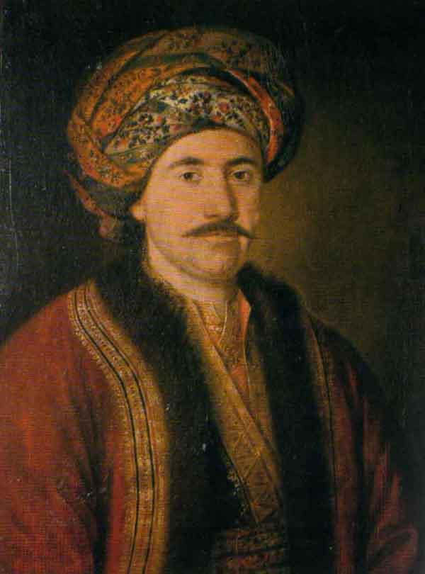 Milos Obrenovic rad Pavla Djurkovica 1824 Ljudi koji su pomerali granice: Dimitrije Davidović