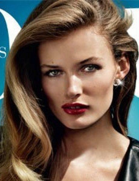 """Modni zalogaj: Edita Vilkeviciute za """"Vogue Paris"""""""