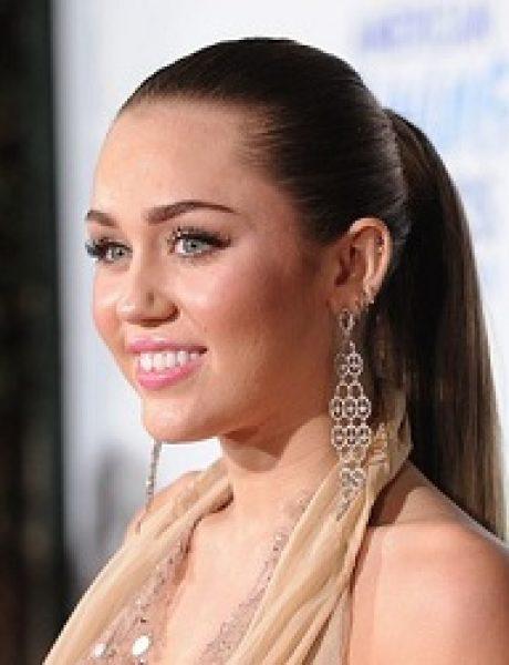 Beauty Moments: Najlepše frizure, Miley Cyrus