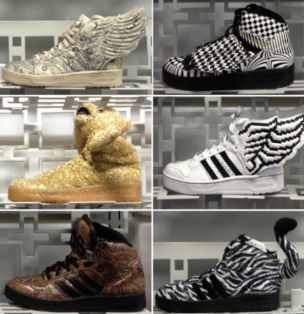 Neoobične i interesantne patike Modni zalogaj: Nova kolekcija patika iz saradnje Adidas i Jeremy Scott