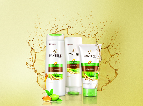 Pantene 1 Novi Pantene Nature Fusion Oil Therapy