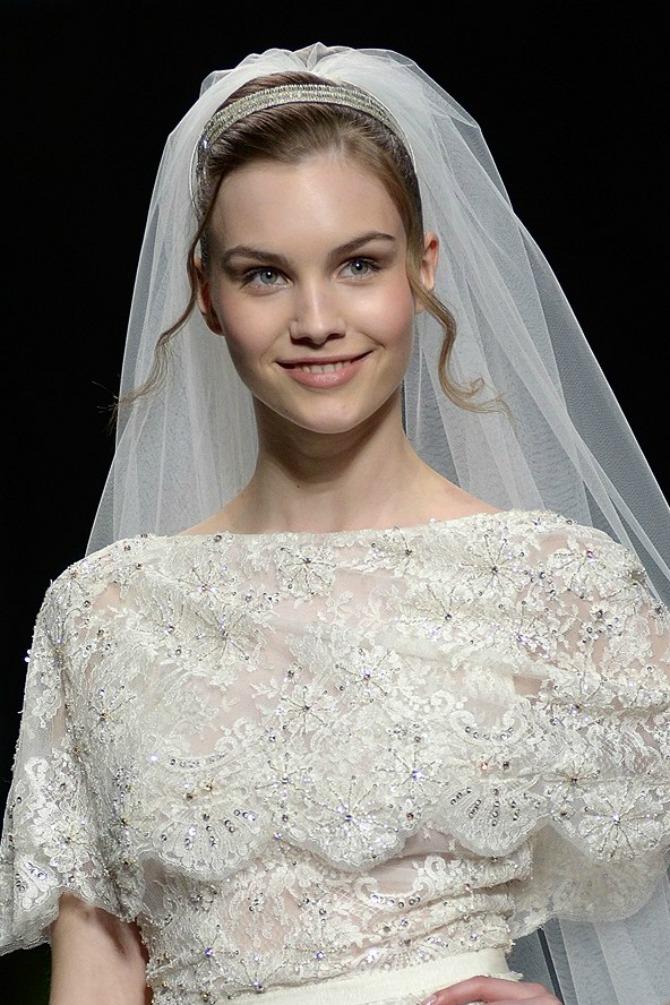 Pronovias Fashion collection  barcelonaFW2012 gl 28mar13 getty b Wannabe Bride: Šminka za najlepši dan (3. deo)