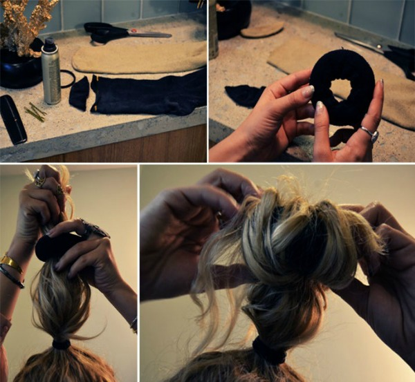 Punđa Prirodno stilizujte stepenastu kosu
